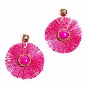 Lilly Pulitzer Fan-Tastic Earrings